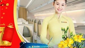 Tết Đinh Dậu 2017: Vietnam Airlines tăng chuyến trên những đường bay nào, mua vé ở đâu?