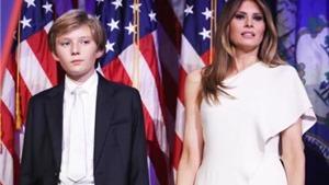 Đệ nhất phu nhân tương lai Melania Trump sẽ không ở Nhà Trắng