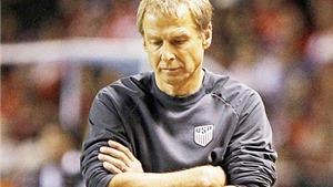 Klinsmann bị sa thải vì khiến đội tuyển Mỹ ngày càng tầm thường