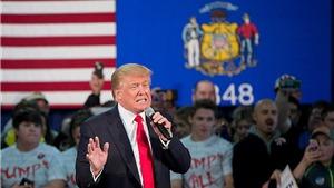 Kiểm lại phiếu bầu cử Mỹ: Nếu đảo ngược kết quả ở 3 bang, ông Trump sẽ thất cử?