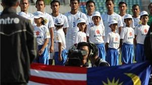 Malaysia dọa bỏ AFF Suzuki Cup 2016: Góc tối của Giải vô địch Đông Nam Á