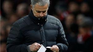 Man United quá đen đủi? Không, Mourinho đang lẩn tránh sự thật!