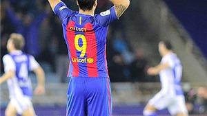 Barca đang dâng cúp cho Real Madrid