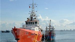 Nổ bình gas, tàu chìm trên biển, 1 người mất tích