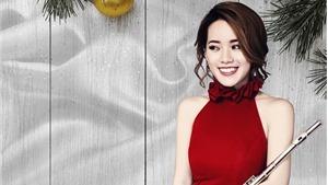 Huyền Trang đón Giáng sinh sớm với album đầu tay