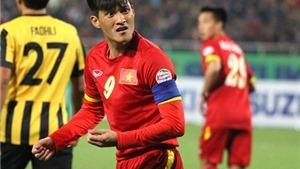 Ghi thêm 3 bàn, Công Vinh sẽ trở thành chân sút vĩ đại nhất lịch sử AFF Cup