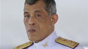 Điện mừng Nhà Vua Thái Lan lên ngôi