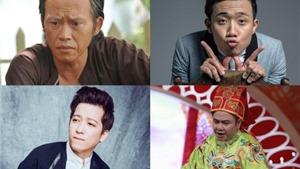 Diễn viên hài Hoài Linh, Trấn Thành, Xuân Bắc... vẫn 'phủ sóng' VTV Awards 2017