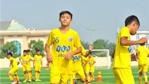FLC Thanh Hóa chú trọng đầu tư vào tài năng trẻ