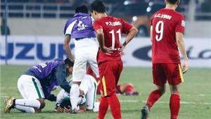Thanh Trung nể Công Vinh, mong Thành Lương ở lại đội tuyển