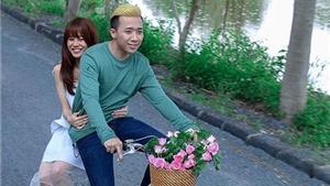 Trấn Thành và An Nguy lãng mạn trong MV 'Ánh nắng của anh'