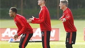Mourinho và cuộc thanh lọc hậu Van Gaal tại Man United
