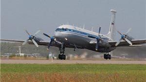 Tin mới nhất về vụ rơi máy bay Nga IL-18: Đang xem xét lỗi phi công hay thời tiết