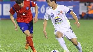 Lứa Công Phượng 'dính dớp' ở giải U21 quốc tế