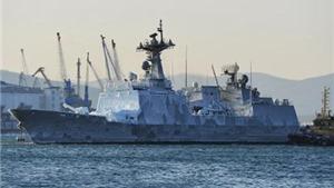 Hàn Quốc bắt đầu đóng 6 tàu chiến mới
