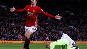 Vì sao Ibrahimovic chơi xuất sắc dù cao tuổi và mới đến Premier League?