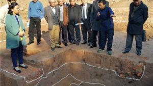 Phát hiện mới khẳng định Đoan Môn tại Hoàng thành Thăng Long thuộc thời Lê Trung Hưng