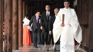 Hàn Quốc lên án Bộ trưởng Quốc phòng Nhật Bản thăm đền Yasukuni