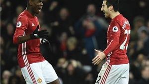 Man United 2017: Ổn định hơn, tự tin hơn và tăng tốc
