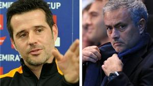 Mourinho và 'Người đặc biệt mới' khẩu chiến trước thềm trận chiến