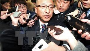 Lãnh đạo tập đoàn Samsung bị triệu tập vì vụ bê bối liên quan bà Park Geun-hye