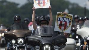 5.000 siêu xe của các tay chơi kéo về Washington bảo vệ lễ nhậm chức của ông Trump