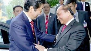 Nhật sẽ cung cấp cho Việt Nam 6 tàu tuần tra Biển Đông