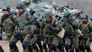 Nga công bố kế hoạch tập trận năm 2017