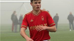 Liverpool quyết đấu với Man United vì một cái tên mới 17 tuổi
