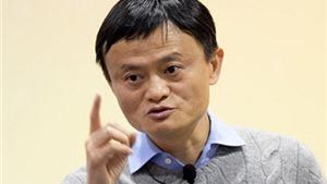 Tỷ phú Jack Ma: 'Nếu thương mại dừng lại, chiến tranh sẽ nổ ra'