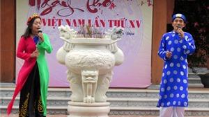 Các địa phương tổ chức nhiều hoạt động nhân Ngày thơ Việt Nam 2017