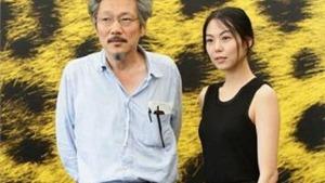 Đạo diễn Hong Sang Soo phủ nhận 'lén yêu' Kim Min Hee trong phim