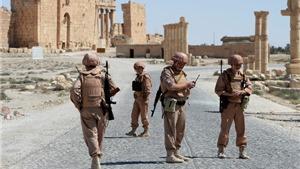 Nga diễn tập chống khủng bố ở Quân khu miền Đông