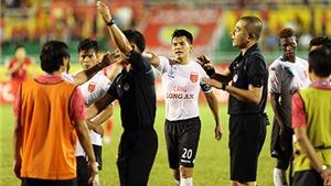 Ông Nguyễn Môn (Tân Chủ tịch CLB Long An): 'Phạt như thế, cuộc sống bóng đá người ta không còn'