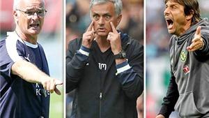 Vì sao Conte không thấu hiểu Ranieri bằng Mourinho?