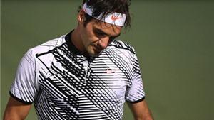Federer thua sốc ở Dubai: Lời cảnh tỉnh cho nhóm Big Four
