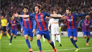 Màn ngược dòng của Barca trước PSG là vĩ đại nhất trong lịch sử
