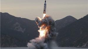 Vụ Triều Tiên phóng tên lửa: Hàn Quốc mở rộng danh sách cấm vận thương mại