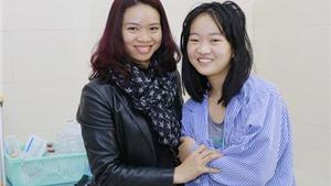 Mai Hoa thay chồng đi từ thiện sau liveshow Trần Lập - Hẹn gặp lại