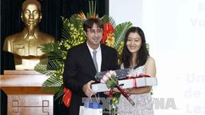 Phát động cuộc thi 'Phóng viên trẻ Pháp ngữ-Việt Nam' lần 2