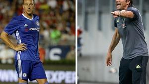 Conte khiến nội bộ Chelsea LỤC ĐỤC vì dùng đội hình mạnh nhất ở trận gặp Man United