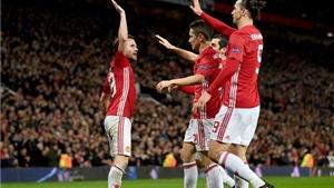 Man United không có đối thủ xứng tầm ở Europa League