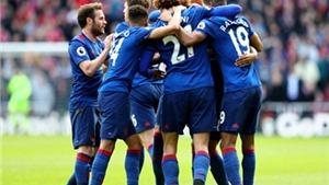 Mourinho đang làm rất tốt dù Man United còn nhiều vấn đề