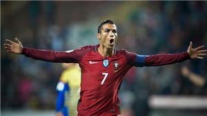 Ronaldo ghi bàn tuyệt đẹp, rực sáng với tuyển Bồ, cộng đồng mạng 'cạn lời'