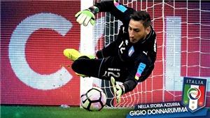 Từ Donnarumma đến Petagna và tương lai của bóng đá Ý