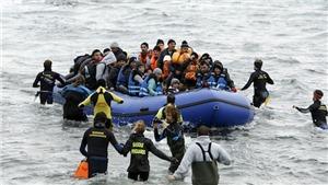 Lật tàu ngoài khơi Libya, hơn 140 người mất tích ở Địa Trung Hải