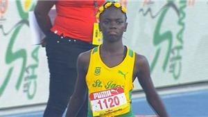 Jamaica háo hức giới thiệu 'truyền nhân' mới 12 tuổi của Usain Bolt