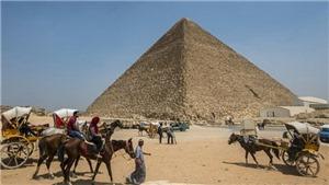 Phát hiện kim tự tháp cổ đại xây dựng 3.700 năm trước tại Ai Cập