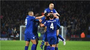 NGOẠN MỤC: Leicester thắng 5 trận liên tiếp, leo thẳng lên thứ vị trí thứ 10