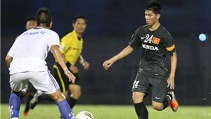 Cầu thủ Sài Gòn FC vừa khỏi bạo bệnh đã lập hat-trick